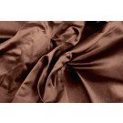 Poly Duchesse Satin - Coffee
