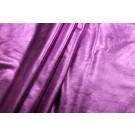 Metallic Foiled Lycra - Purple