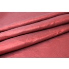 Foiled Linen - Metallic Red - LIMITED EDITION!