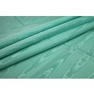 Cotton Viscose Grosgrain - Mint Moire