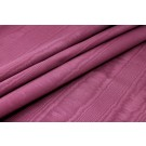 Cotton Viscose Grosgrain - Burgundy Moire