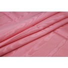 Cotton Viscose Grosgrain - Pink Moire