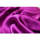 African Violet Silk Satin - 140cm wide