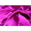 Magenta Silk Satin - 140cm wide