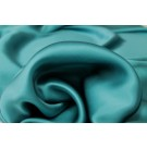 Lagoon Blue Silk Satin - 140cm wide