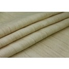 Raw Silk Fine Weave Matka - Natural Ivory