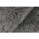 Faux Fur - Ash Grey