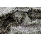 Faux Fur - Short Pile Flecked Beaver