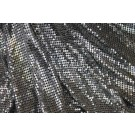 Metal Chainmaille Fabric - Grey