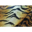 Silk Georgette - Tiger Print