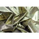 Metallic Dupion - Gold/Black