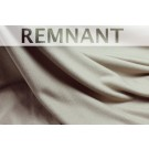 REMNANT: Rib Jersey - Camel - 1.4m piece