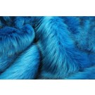Faux Fur - Blue