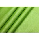 Lime Green Glitter Stretch Poplin