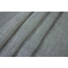 Linen with Lurex - Natural and Silver