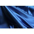Silk Satin Backed Crepe - Royal Blue