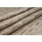 "Raw Silk ""New Textured Weave"" Matka - Natural/Brown"
