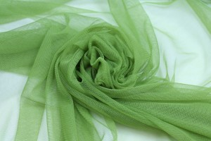 Soft Nylon Tulle - Spring Green - T25