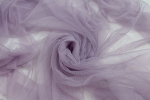 Soft Nylon Tulle - Lilac - T35