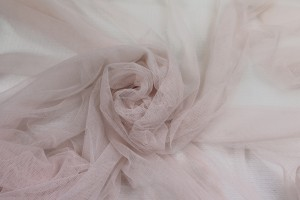 Soft Nylon Tulle - New Pale Pink - T39