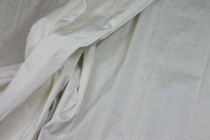Coated Polyester - White