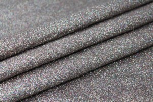 "Glitter Coated Fabric - ""Bronze"""