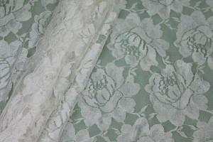 Simple Lace - Ivory