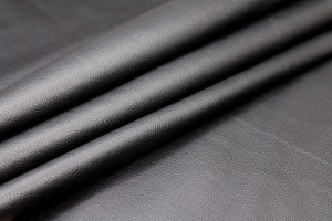 Textured Leatherette - Black