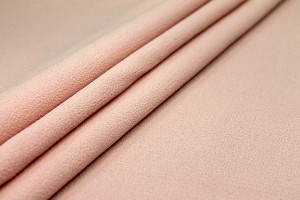 Double Wool Crepe - Dusty Pink