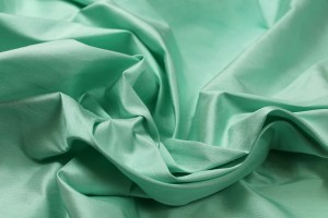 Silk Dupion - Mint - B51