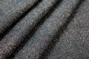 Glittery Wool Knit - Bronze