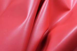 Matte Leatherette - Red