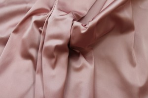 Stretch Duchesse Satin - Tea Rose