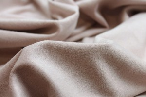 Soft Suedette - Dusty Pink
