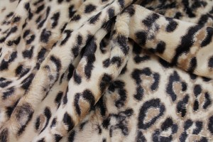 Pony Skin - Beige, Brown and Black Cheetah