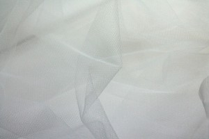 Dress Net - White