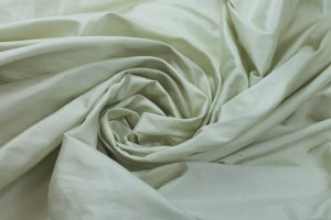 Silk Dupion - Ice Green - B91
