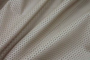 Perforated Leatherette Airtex - Nude