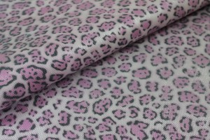 Leather Skin - Pink Glittery Leopard