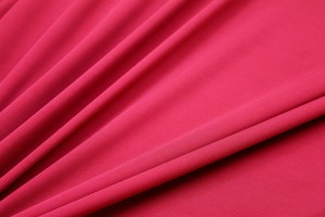 Viscose Jersey - Slinky - Red