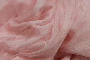 Soft Silk Tulle - Pale Pink