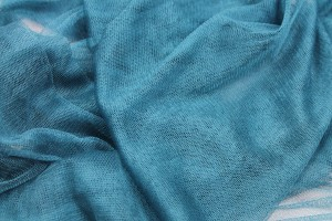 Soft Silk Tulle - Teal