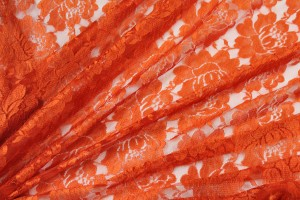 Simple Lace - Orange
