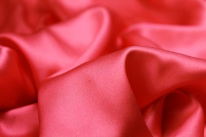Coral Silk Satin - 140cm wide