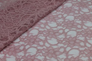 Corded Lace - Pink