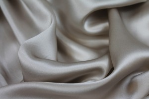 Oyster Silk Satin - 140 cm wide