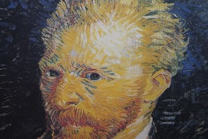 Art Print on Cotton Drill - Van Gogh Portrait Of The Artist