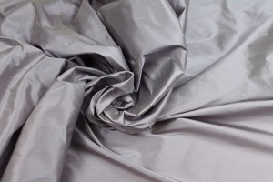 Silk Dupion - Dusty Lilac - B36