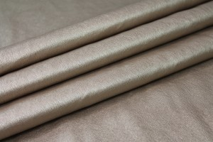 """Leather Texture"" Leatherette - Sandy Gold"
