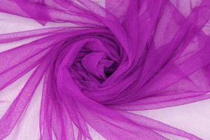 Soft Nylon Tulle - African Violet - T44